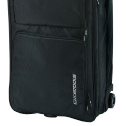 Сак с колела ICETOOLS Weekend Travel Bag black