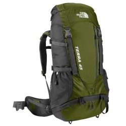 Раница THE NORTH FACE Terra 45L green
