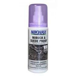 Импрегнатор спрей за обувки от набук и велур NIKWAX Nubuck & Suede Proof 125ml