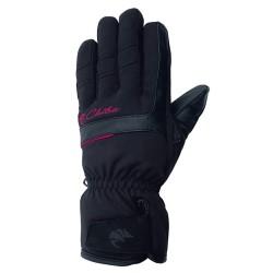 Дамски ръкавици CHIBA Alpin Lady black pink