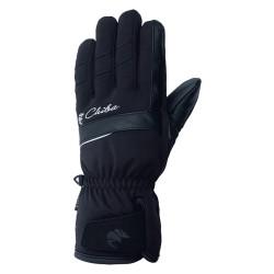 Дамски ръкавици CHIBA Alpin Lady black white