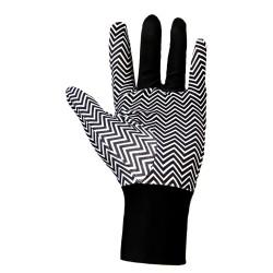 Ръкавици MAZE A30305-SUB черно-бяло