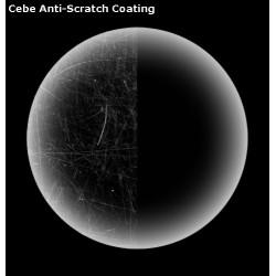 Детски очила CEBE Teleporter lagoon Grey Ultra Black CBG410