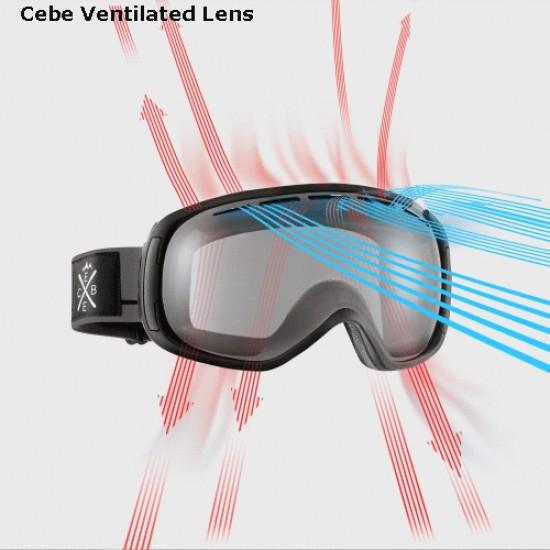 Очила CEBE Ridge OTG blue Vario Perfo Amber Flash Red CBG282