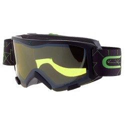 Детски очила CEBE Bionic black lime Yellow Flash Mirror CBG198