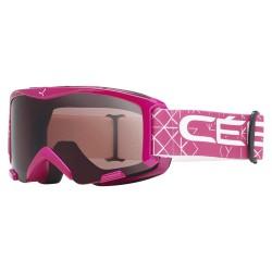 Детски очила CEBE Bionic pink white Dark Rose CBG1340D003S