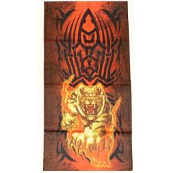 Мултифункционална кърпа-шал tiger