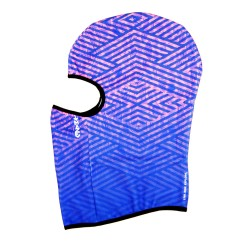 Шлем MAZE - еластичен blue
