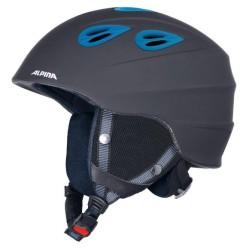 Каска ALPINA Junta 2.0 C black blue