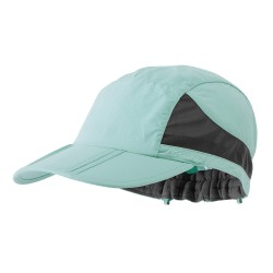 Шапка с UV защита UPF40+ TREKMATES Flare blue
