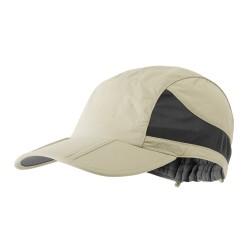 Шапка с UV защита UPF40+ TREKMATES Flare beige