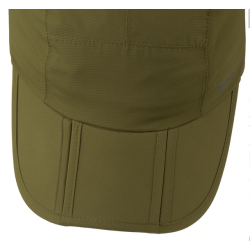 Водоустойчива шапка със сгъваема козирка TREKMATES Burbage DRY green
