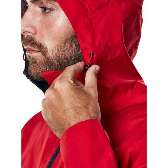 Мъжко водоустойчиво яке BERGHAUS Paclite 2.0 Gore-Tex red