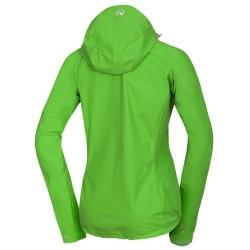 Дамско водоустойчиво и дишащо яке NORTHFINDER Rostla green