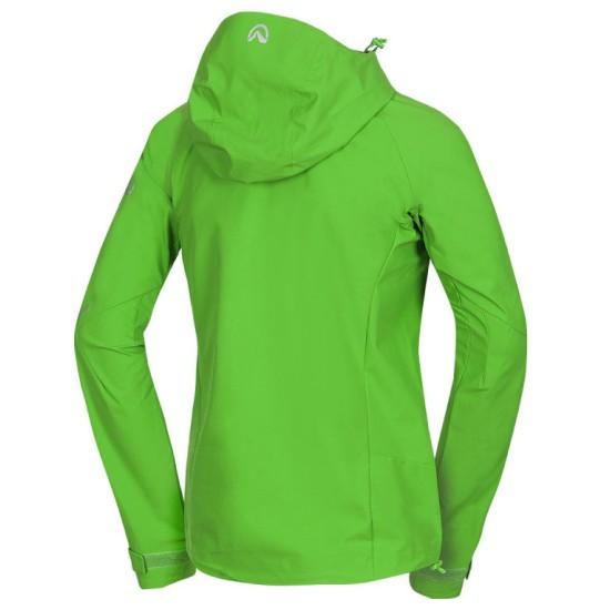 Мъжко водоустойчиво Softshell яке NORTHFINDER Roston green