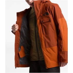 Мъжко яке THE NORTH FACE Balfron - orange