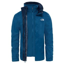 Мъжко яке THE NORTH FACE Evolve 3in 1 - monterey blue