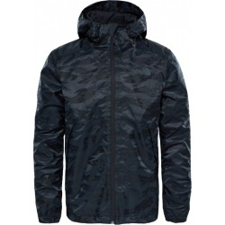 Мъжко яке THE NORTH FACE Millerton - black camouflage