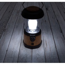 Осветление за къмпинг VANGO Nova 200 wood