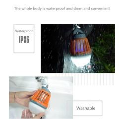 Комбинация от лампа за осветление и устройство против комари FRENDO Moskit-R