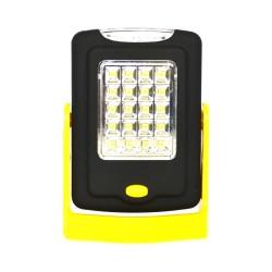 Мултифункционално къмпинг осветление 20LED - yellow