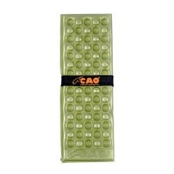 Сгъваема постелка за сядане CAO green