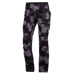 Мъжки панталон NORTHFINDER Jensen black camouflage