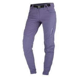 Дамски панталон NORTHFINDER Hasmenia lila