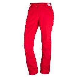 Дамски софтшел панталон NORTHFINDER Madzer red