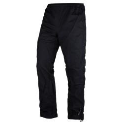Мъжки водоустойчив панталон ветровка NORTHFINDER Northkit black