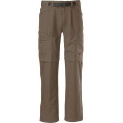 Мъжки панталон за туризъм THE NORTH FACE Paramount UPF30 brwn