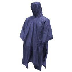Дъждобран пончо CAO Outdoor blue