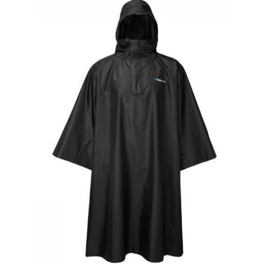 Дъждобран TREKMATES Deluxe Pak Poncho blue