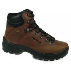 Мъжки туристически обувки ALPINA Tundra brown