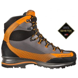Мъжки зимни обувки за туризъм LA SPORTIVA Trango TRK Leather Gore-Tex grey