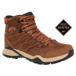 Мъжки обувки THE NORTH FACE Hedgehog Hike II MID Gore-Tex brown
