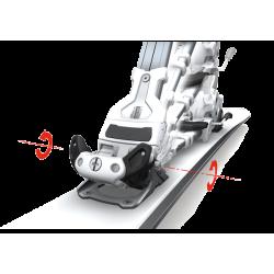 Автомати за ски туризъм и фрийрайд  TYROLIA Ambition 12 AT Carbon със стопери 85мм