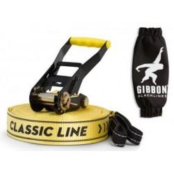 Слаклайн GIBBON Classic Line X13 - 25м