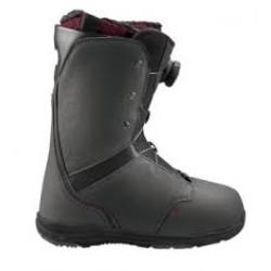Дамски сноуборд обувки FLOW Onyx grey black