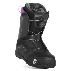 Дамски сноуборд обувки Nidecker Maya Boa black