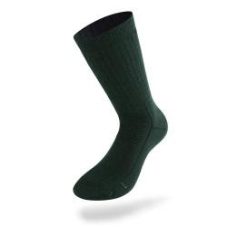 Чорапи за туризъм LENZ Trekking 6.0 green