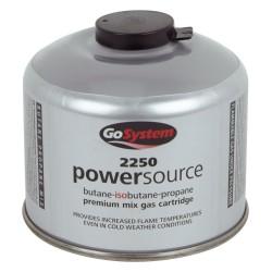 Газова бутилка на винт GO SYSTEM Premium Power Source 220g