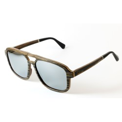Слънчеви очила 7th Sense Shyne Grey Mirror Polarized