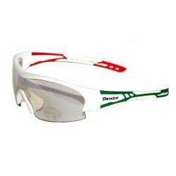 Слънчеви очила със сменящи се лещи DEMON Fuel white