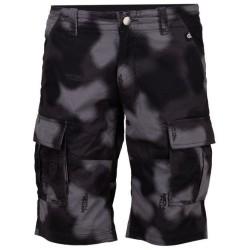 Мъжки къс панталон NORTHFINDER Arian BE3206SP - black camo