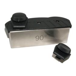 Метален държач за пила с фиксиран ъгъл 90 градуса SKS Pro #3123.90