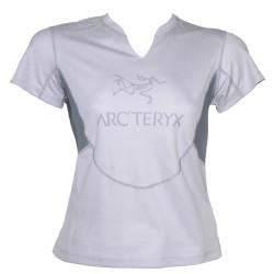 Дамска тениска ARCTERYX grey 102429