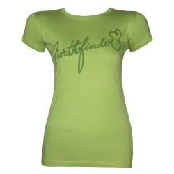 Дамска тениска NORTH FINDER Charlotte 9555/green