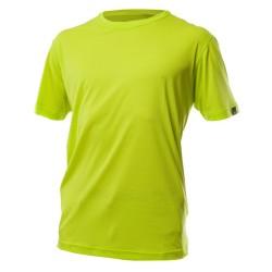 Мъжка тениска NORTH FINDER Towdy lime green