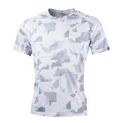Мъжка тениска NORTHFINDER Raphael TR-3371SII - white